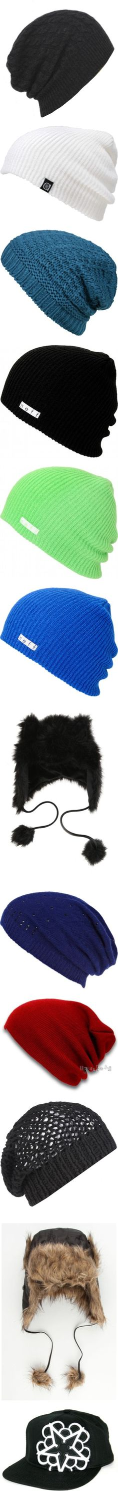 """Beanies and Snapbacks"" by dicedbypain ❤ liked on Polyvore"