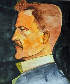 Sibelius by Nour Saied ahmad Painting, Painting Art, Paintings, Painted Canvas, Drawings