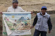 Le bassin de Huacrahuacho, Pérou, subit les conséquences du changement climatique. Moindres précipitations, écarts importants entre minimas et maximas thermiques, irrégularité croissante des variables météorologiques affectent l'élevage, principale activité dans cette partie de la Cordillère des Andes.