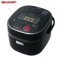 SHARP 電子ジャー炊飯器0.54Lタイプ ブラック系 KS-C5H-B シャープ(SHARP) http://www.amazon.co.jp/dp/B00QUHCSIY/ref=cm_sw_r_pi_dp_7Mojvb1KH3TM9