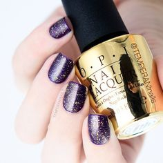 One layer of OPI - Don't speak over OPI – I Carol About You.