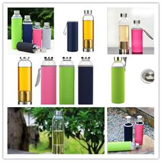 Wholesale BPA Free Glass Water Bottle With Tea Filter ,Portable Outdoor Glass Fruit Juice Infusing Infuser Filter 550ml Water Bottle,$ 2.65 Water BottlesGlassCE / EU.Source from Wuyi Loncin Bottle Co., Limited on Alibaba.com.