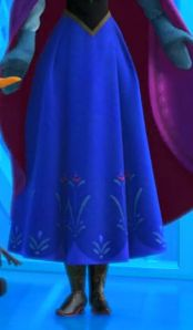 Feel free to use as guide for cosplay but please do not copy/paste this on. Winter Skirt, Winter Dresses, Anna Costume, Pictures Of Anna, Adventure Outfit, Disney Cosplay, Frozen, Reference Images, Cool Costumes
