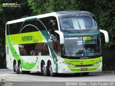 Ônibus da empresa Parthenon Turismo, carro 814, carroceria Comil Campione DD, chassi Scania K440IB 8x2. Foto na cidade de São Paulo-SP por Welder Dias :: São Paulo-SP, publicada em 05/01/2014 20:14:33.