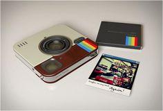 Instagram-Polaroid Mashup...awesome!