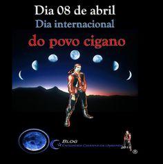 Entidades Ciganas da Umbanda (Clique Aqui) para entrar.: DIA 8 DE ABRIL DIA INTERNACIONAL DO POVO CIGANO