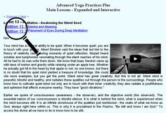 advanced yoga practices easy lessons for ecstatic living