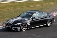 Spied: BMW M4 Convertible Roof is Put to the Test - Motor Trend WOT
