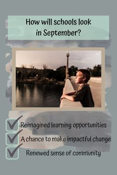 How will schools look in September? What changes can we make to our approaches as teachers? What new opportunities await our students and schools? School Looks, Reggio Emilia, New Opportunities, Schools, Back To School, Opportunity, September, That Look, Students