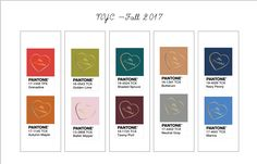 JUST ADDED! #Pantone 2017 Fall collection!  https://www.kickstarter.com/projects/oghmc/she-persisted-enamel-pin-color-palette-expansion