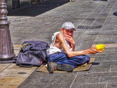 Sadness of life in hdr... Emmanuel Signorino 2014
