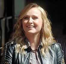 Melissa Etheridge - Now her, I really really love!! I would love to sit and have a beer with her!