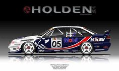Racing Team, Auto Racing, Holden Australia, Car Prints, Team Wallpaper, Aussie Muscle Cars, V8 Supercars, Car Man Cave, Holden Commodore