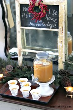 Holiday Entertaining Tips for easy entertaining, budget friendly decor and a stress free get toghether Home for the Holidays #BHGNetwork #spon - RefreshRestyle.com