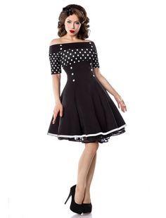 Vintage Kleid - Rockabilly Clothing - Online Shop für Rockabillies und Rockabellas