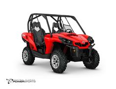 New 2016 Can-Am Commander DPS 1000 ATVs For Sale in Florida. 2016 Can-Am Commander DPS 1000, The 2016 Can-Am Commander DPS 1000 has the flexibility to customize your machine the way you want it, with the control of the Tri-Mode Dynamic Power Steering (DPS). Rotax V-Twin 1000cc Engine  Intelligent Throttle Control (iTC) Torsional Trailing Arm Independent (TTI) Rear Suspension Double A-Arm Front Suspension with Dive-Control Dual-level Cargo Box Tri-Mode Dynamic Power Steering