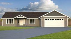 Gannon Park | True Built Home | True Built Home | On your lot builder | New home | Built on your lot | Rambler | Blue Prints | House Plan | Plans | Home | ADU | Accessory Dwelling Unit | Mother In Law