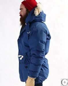 Nigel Cabourn Expedition Parka