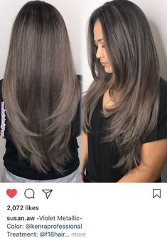 Layers - Hair Styles 2019 Layers Haircuts Related Post Are you looking for Medium Hair Cuts With Layers F. Explore gallery of Long Hair Short Layers Hairstyl. Layers to last a lifetime ✂ Anh Co Tran 75 Mid Length Hair Cuts With Layers 2019 Haircut For Thick Hair, Long Hair Cuts, Haircut In Layers, Yaki Hair, Prom Hairstyles For Long Hair, Long Layer Hairstyles, Wedding Hairstyles, Long Hair Haircuts, Pretty Hairstyles