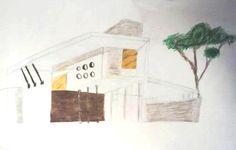Mali Architekci Temat : Domek w perspektywie