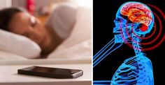 Ecco le radiazioni che subisci se dormi con il cellulare vicino. La classifica con quelli più dannosi