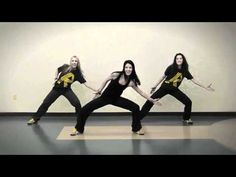 REFIT Dance Fitness Que Mi Musica No Pare (Hot Z Team Channel - can shuffle through 15 workouts!)