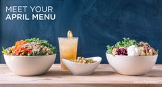 April Salad from sweetgreen #sweetlife #HealthyLiving #Foodie #ChefJobs