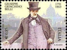2013 - 150º anniversario della morte di Gioachino Belli