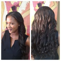 Virgin Hair: this highest quality of hair available, all the hair comes from single donor (NEVER MIXED). Therefore the hair is in its natural state, it is not processed, altered nor colored.