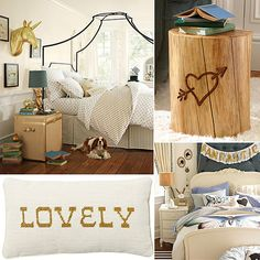 Pottery Barn Teen Designer Collection Emily & Meritt is so ridiculously awesome!
