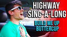 Comedian Sings Along to 'Build Me Up, Buttercup' With Strangers Stuck in Highway Traffic