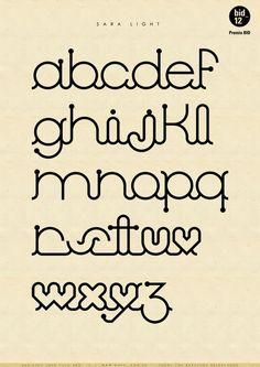 Alphabet Sara/Maiz