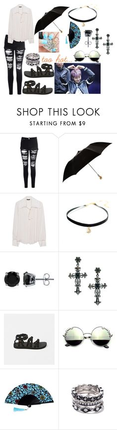 """""""namu goes to the beach"""" by laughing-alec75 on Polyvore featuring Glamorous, Alexander McQueen, Plein Sud, BERRICLE, Love Rocks, Abercrombie & Fitch, NOVICA, men's fashion and menswear"""