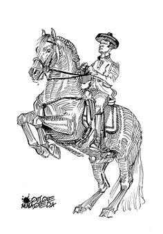 Horse artworks  Levada #dressage Horse Artwork, Dressage Horses, Artworks, Equestrian, Art, Horse, Sketch, Art Pieces