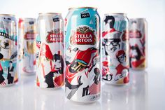 Stella Artois limited edition for Cannes Film Festival on Behance