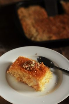how to make kunafa with cheese
