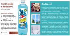 Antibakteriální čistič | Pecujeme o zdraví s Finclubem Sparkling Ice, Drinks, Bottle, Lynx, Beverages, Flask, Drink, Jars, Beverage