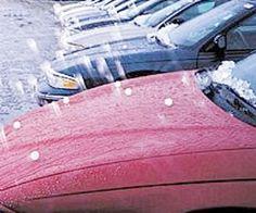Hail damage dent repair - Hail damage insurance claims