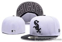 Fitted Hats MLB Chicago White Sox