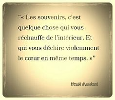 Mood Quotes, Daily Quotes, Attitude Quotes, Quotes Quotes, Citations Souvenirs, Haruki Murakami, French Quotes, French Sayings, Quotes About Everything
