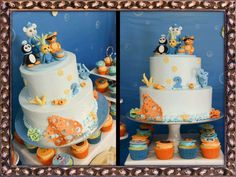 Under the Sea with the Octonauts Birthday Party Ideas | Photo 2 of 21 | Catch My Party