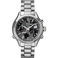 Timex Intelligent Quartz Mens World Time Watch T2N944