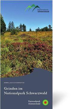 Karten & Broschüren - Schwarzwald Nationalpark