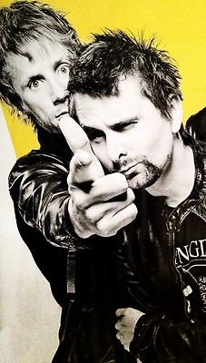 Matt and Dom in Kerrang!