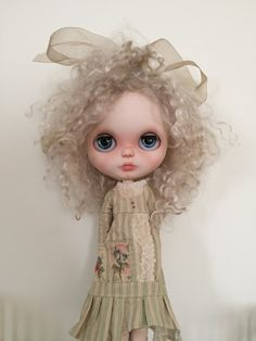 Natasha.Ooak Custom Blythe Doll by Thecollectorblythes on Etsy