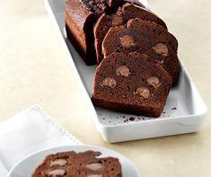 Dunkler Mississippi-Cake Chocolate, Desserts, Food, Sweet Pie, Sugar, Kitchens, Cacao Powder, Cherries, Bakken