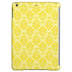 French Empire Damask Pattern #8 iPad Air Cases - elegant gifts gift ideas custom presents