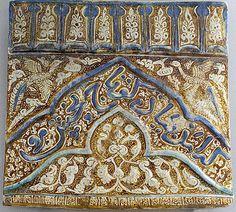 Islamic Tiles, Islamic Art, Mosaic Art, Mosaic Tiles, Art Du Monde, Arabesque Pattern, Antique Tiles, Grand Format, Islamic World