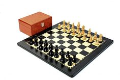 Would you believe this stunning set is under £50.00! Check it out at http://www.officialstaunton.com/collections/value-chess-sets/products/the-anegre-eco-classic-chess-set