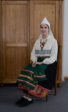 Northen Estonia - Women from Kuusalu Parish